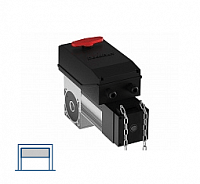 Комплект TRANSCHAIN 1:1,5, для установки вального привода через цепь с передаточным отношением 1:1,5